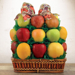 All Fruit Extravaganza Basket-KP from Brennan's Florist and Fine Gifts in Jersey City