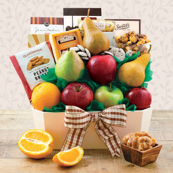 The Orchard Fruit Basket from Brennan's Florist and Fine Gifts in Jersey City