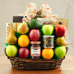 Masada Gift Basket from Brennan's Florist and Fine Gifts in Jersey City