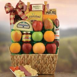 Firenze Fruit Basket from Brennan's Florist and Fine Gifts in Jersey City