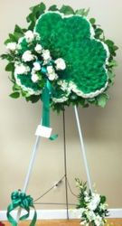 Shamrock from Brennan's Florist and Fine Gifts in Jersey City