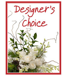 Designers Choice - Winter from Brennan's Florist and Fine Gifts in Jersey City
