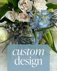 Custom Design from Brennan's Florist and Fine Gifts in Jersey City