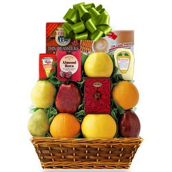 Natures Bounty Fruit Basket