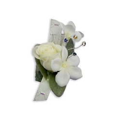 Simple Elegance Boutonniere from Brennan's Florist and Fine Gifts in Jersey City