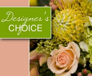 Designer's  Choice Pave Arrangement from Brennan's Florist and Fine Gifts in Jersey City