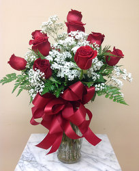 Select Dozen Roses from Brennan's Florist and Fine Gifts in Jersey City