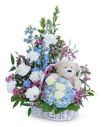 Beary Lovable from Brennan's Florist and Fine Gifts in Jersey City