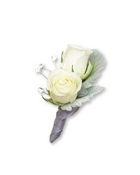 Virtue Boutonniere from Brennan's Florist and Fine Gifts in Jersey City