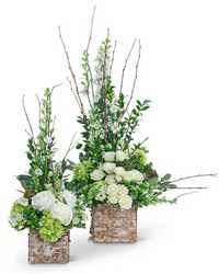 Grace and Elegance from Brennan's Florist and Fine Gifts in Jersey City