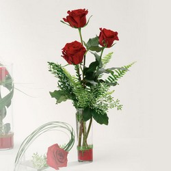 Triple Pleasures from Brennan's Florist and Fine Gifts in Jersey City