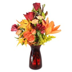 Fall Blessings from Brennan's Florist and Fine Gifts in Jersey City