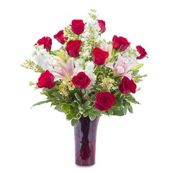 Tender Passion from Brennan's Florist and Fine Gifts in Jersey City