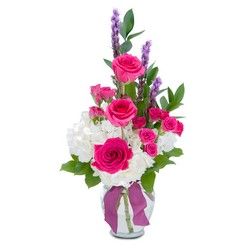 Popular Pink from Brennan's Florist and Fine Gifts in Jersey City