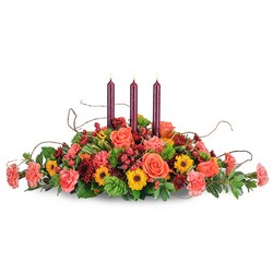 Bountiful Fall from Brennan's Florist and Fine Gifts in Jersey City