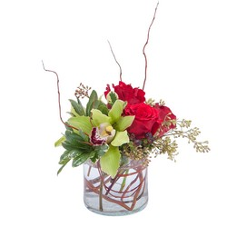 Simply Love from Brennan's Florist and Fine Gifts in Jersey City