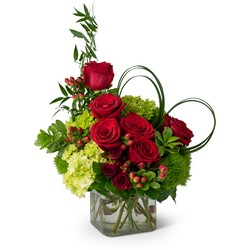 Love You Forever from Brennan's Florist and Fine Gifts in Jersey City