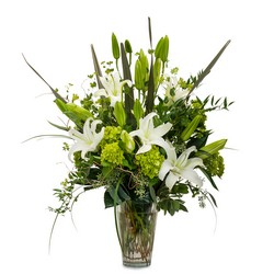 Naturally Elegant from Brennan's Florist and Fine Gifts in Jersey City