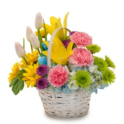 Springtime from Brennan's Florist and Fine Gifts in Jersey City