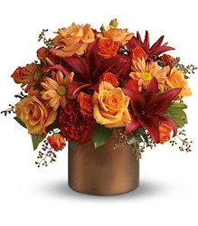 Autumn Breeze from Brennan's Florist and Fine Gifts in Jersey City
